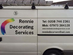 painters and decorators fulham