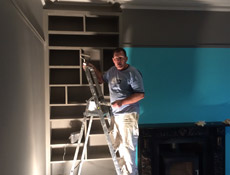 Painters and decorators  Fulham SW6  no 4
